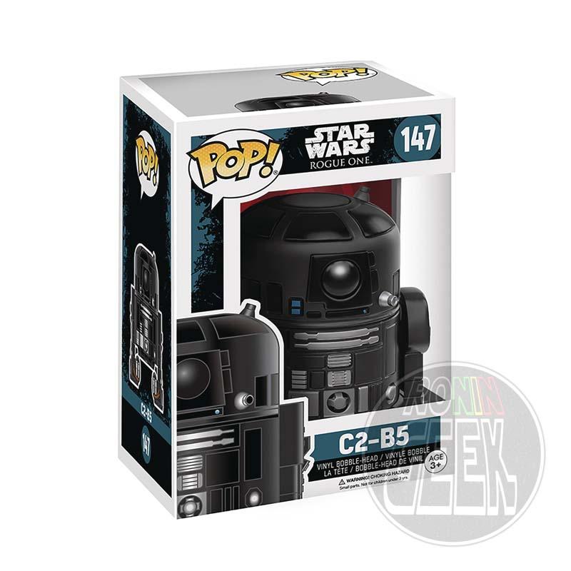 FUNKO POP! Star Wars Rogue One - C2-B5