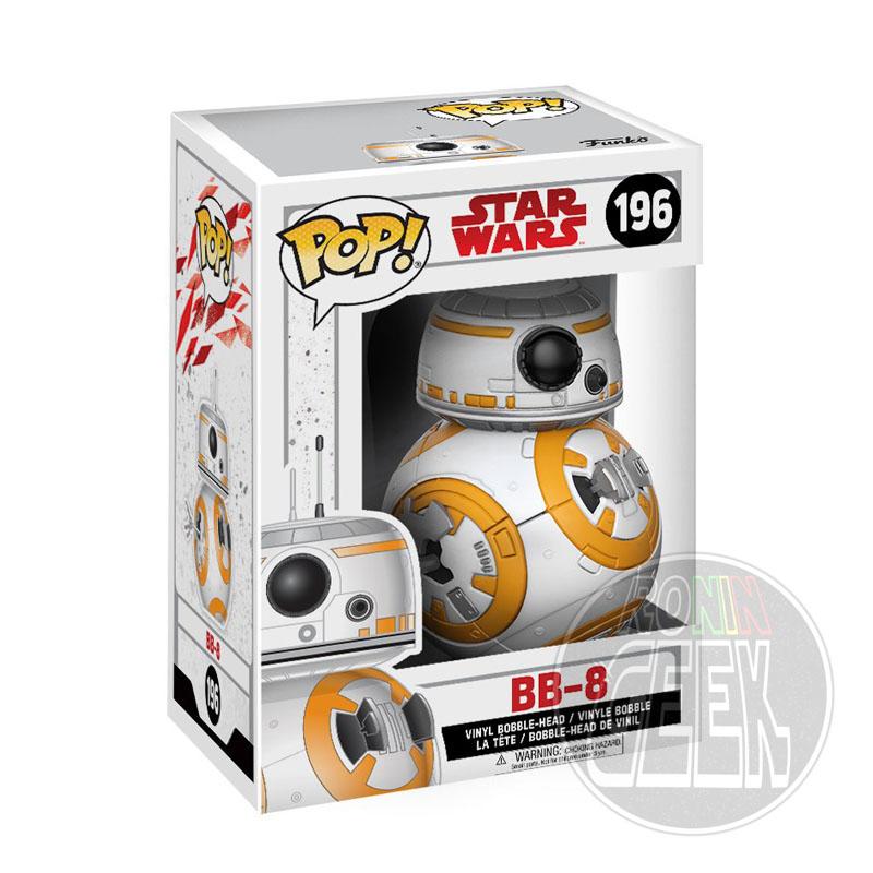 Funko POP! Star Wars Epi. VIII - BB-8