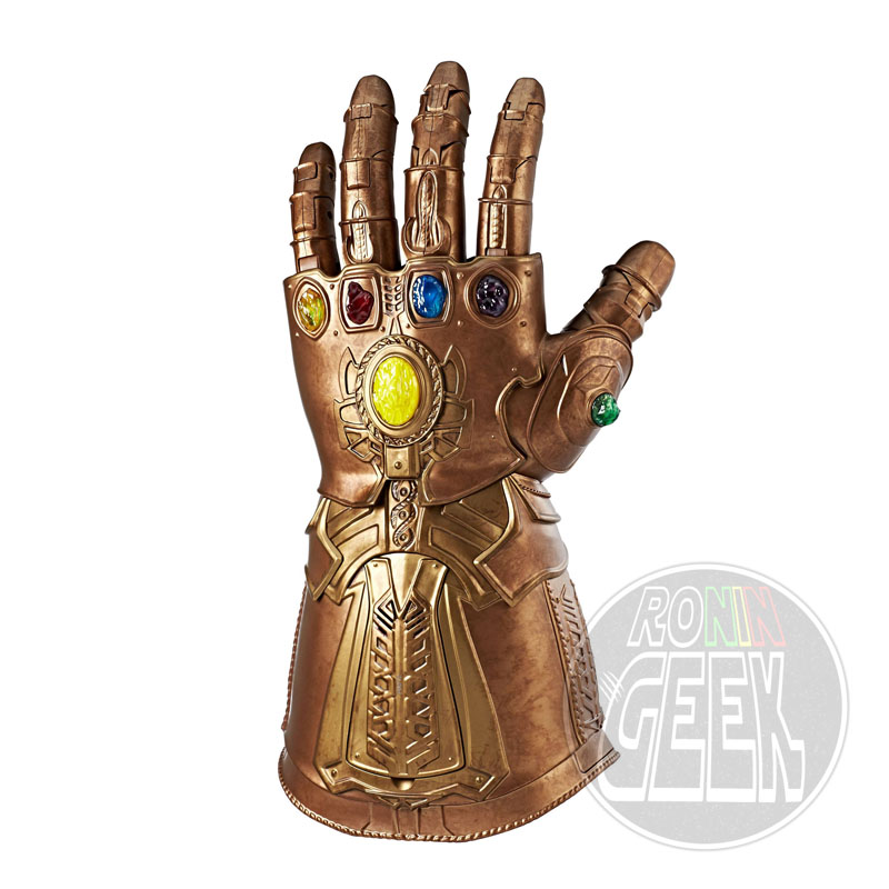 MARVEL Legends Articulated Electronic Fist Infinity Gauntlet
