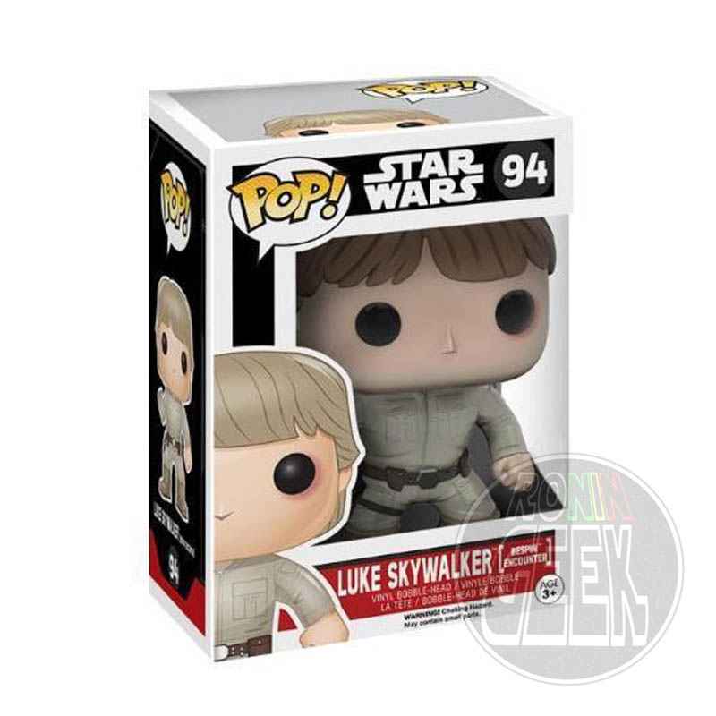 FUNKO POP! Star Wars - Luke (Bespin Encounter)