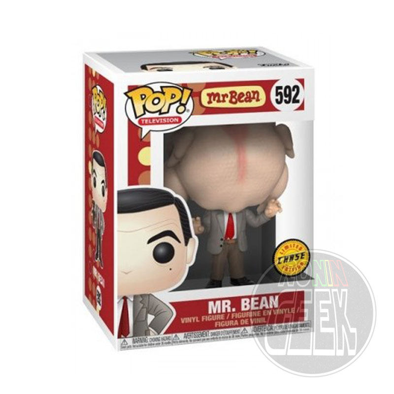 FUNKO POP! Television: Mr. Bean (Christmas Turkey)
