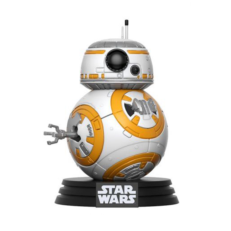 Funko POP! Star Wars Epi. VIII - BB-8