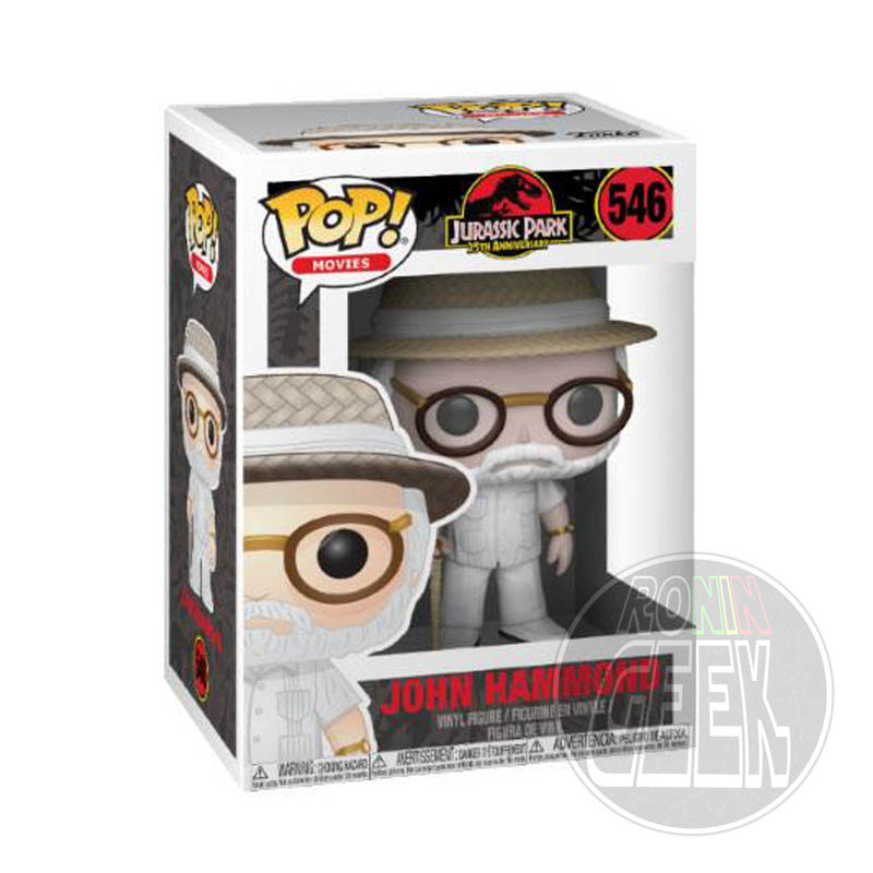 FUNKO POP! Movies: Jurassic Park - John Hammond