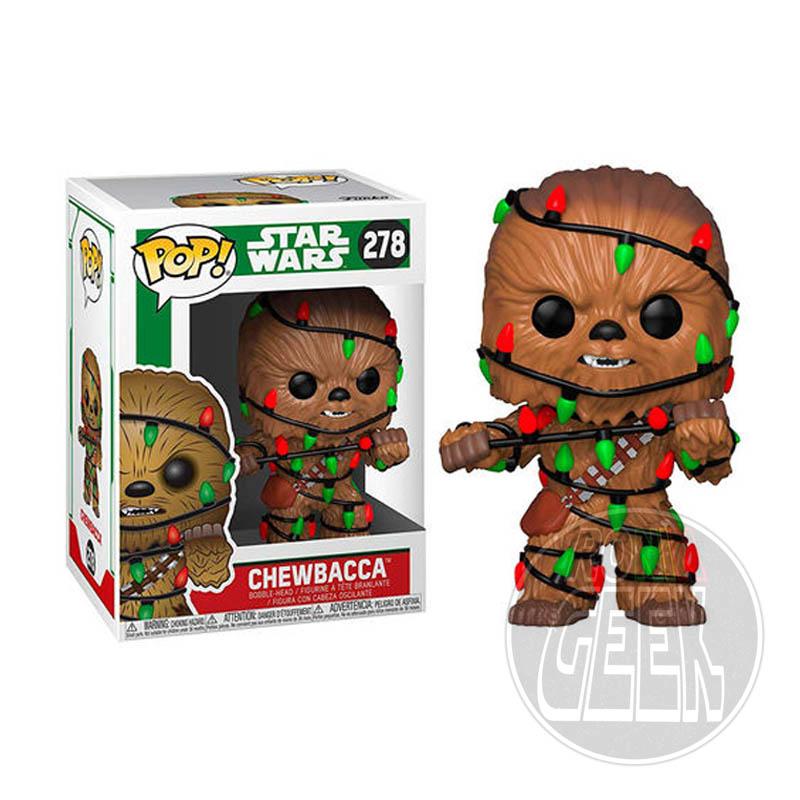 FUNKO POP! Star Wars - Chewbacca with Lights