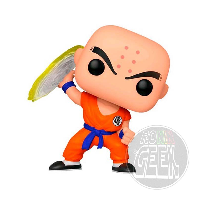FUNKO POP! Animation: Dragonball Z - Krillin w/ Destructo Disc