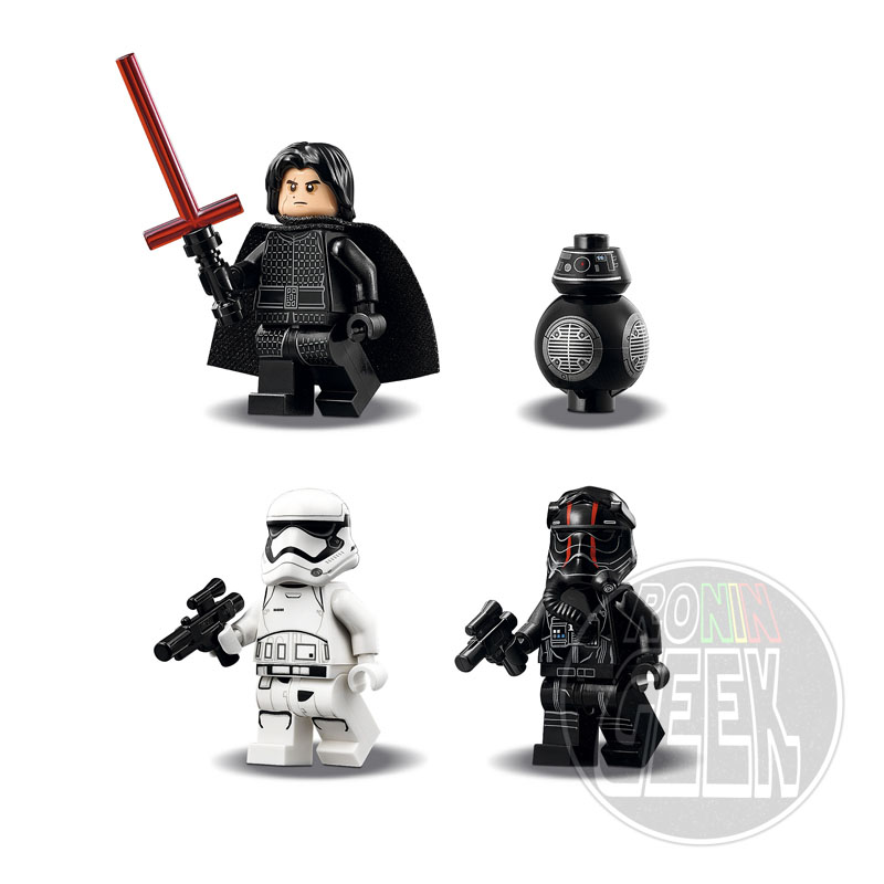 LEGO 75179 - O TIE Fighter™ de Kylo Ren