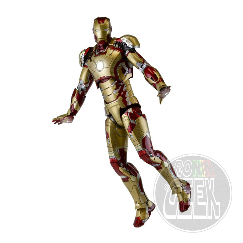 NECA Iron Man 3 – Action Figure – Iron Man Mark XLII 46 cm