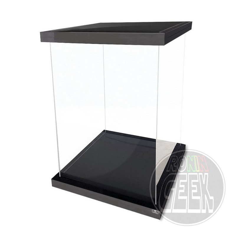 ULTIMATE GUARD Supreme Display Case for 1/6 Action Figures Black Magnetic Edition