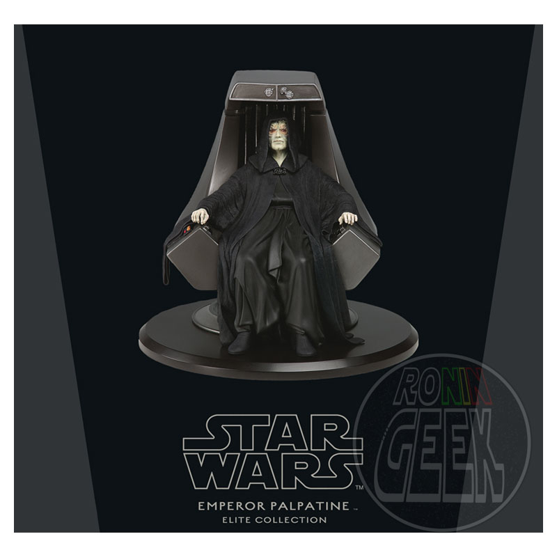ATTAKUS Emperor Palpatine & Imperial Throne