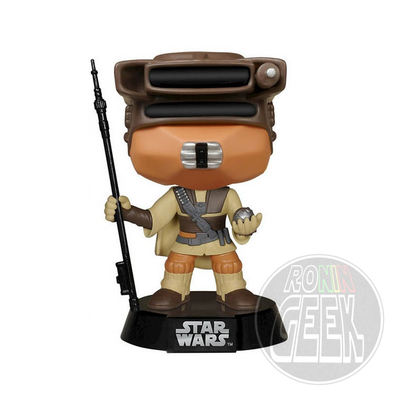 FUNKO POP! Star Wars - Princess Leia (Boushh)