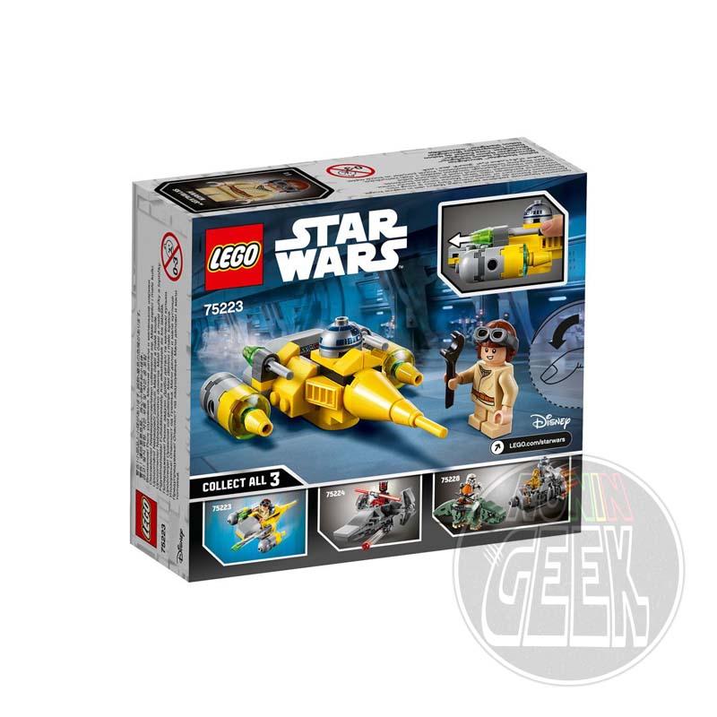 LEGO 75223 - Naboo Starfighter™ Microfighter