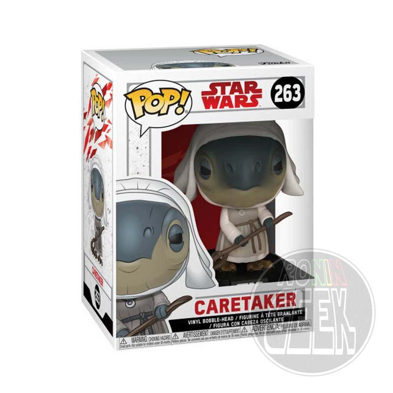 FUNKO POP! Star Wars Epi. VIII - Caretaker