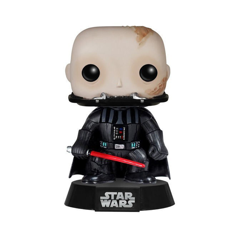 FUNKO POP! Star Wars - Unmasked Darth Vader