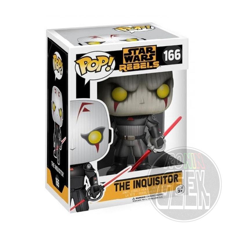 FUNKO POP! Star Wars Rebels - Inquisitor