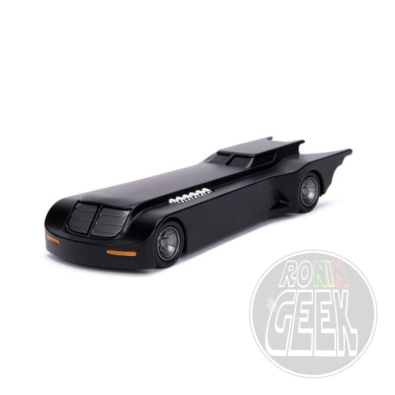 JADA Batman Diecast Model 1/32 Animated Series Batmobile