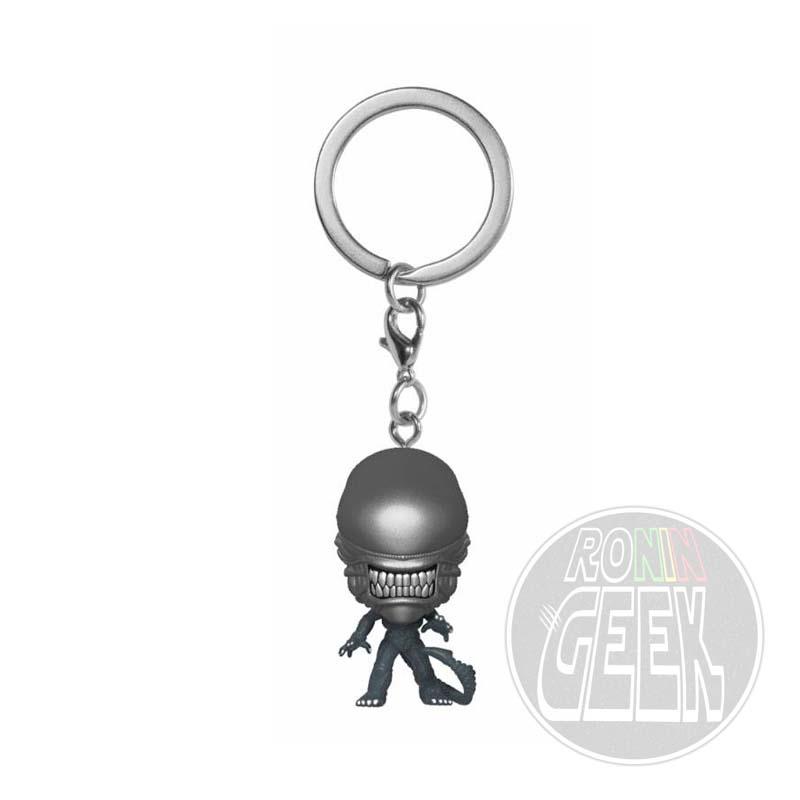 FUNKO POP! Keychain: Alien - Xenomorph (40th Anniversary)
