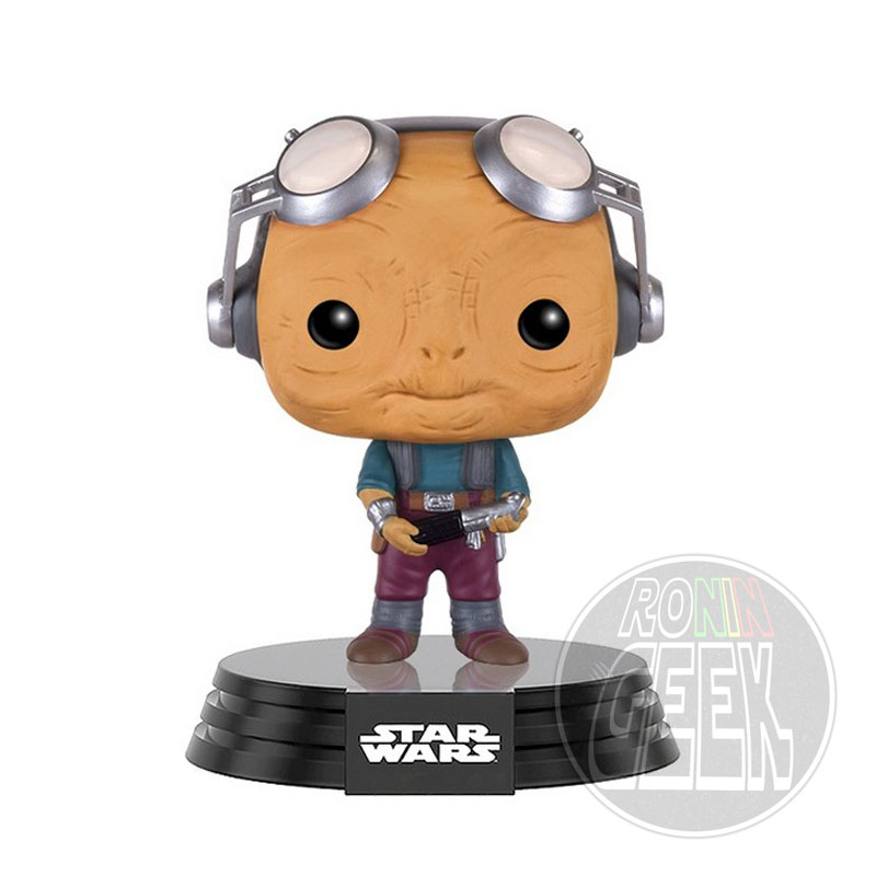 Funko POP! Star Wars Epi. VII - Maz Kanata Goggles Up