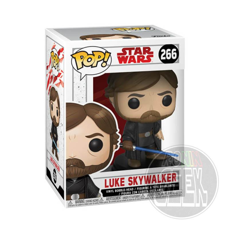 FUNKO POP! Star Wars Epi. VIII - Luke Skywalker Final Battle