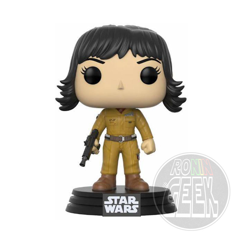 FUNKO POP! Star Wars Epi. VIII - Rose