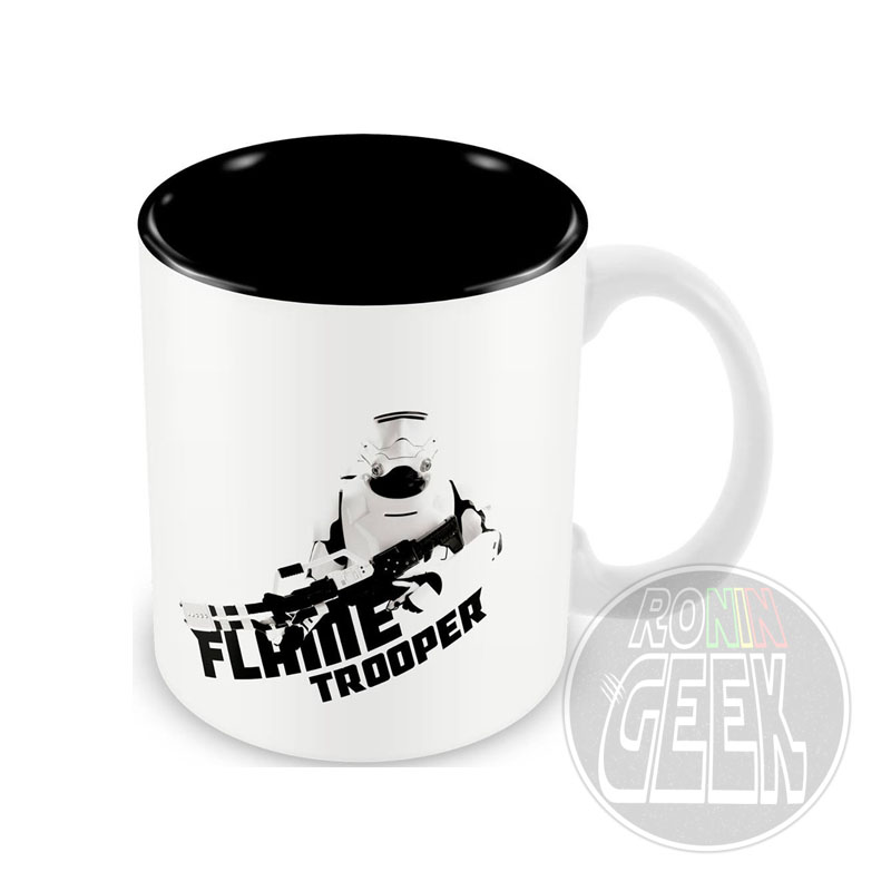 Caneca Star Wars Episode VII Flametrooper