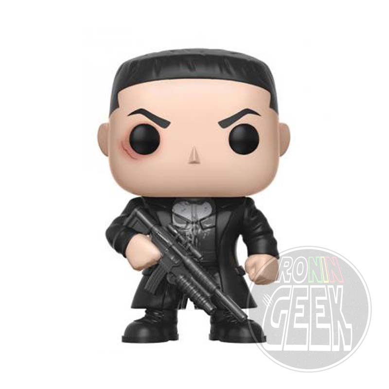 FUNKO POP! Marvel Daredevil - Punisher