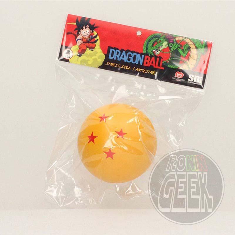 Bola Anti-Stress - Dragonball