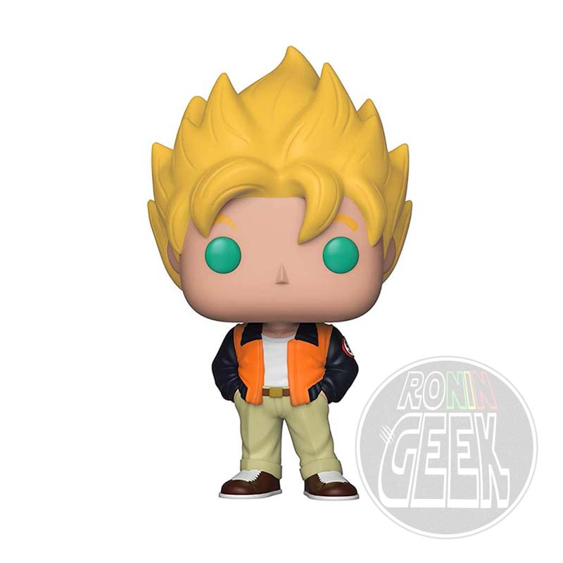 FUNKO POP! Animation: Dragonball Z - Goku (Casual)