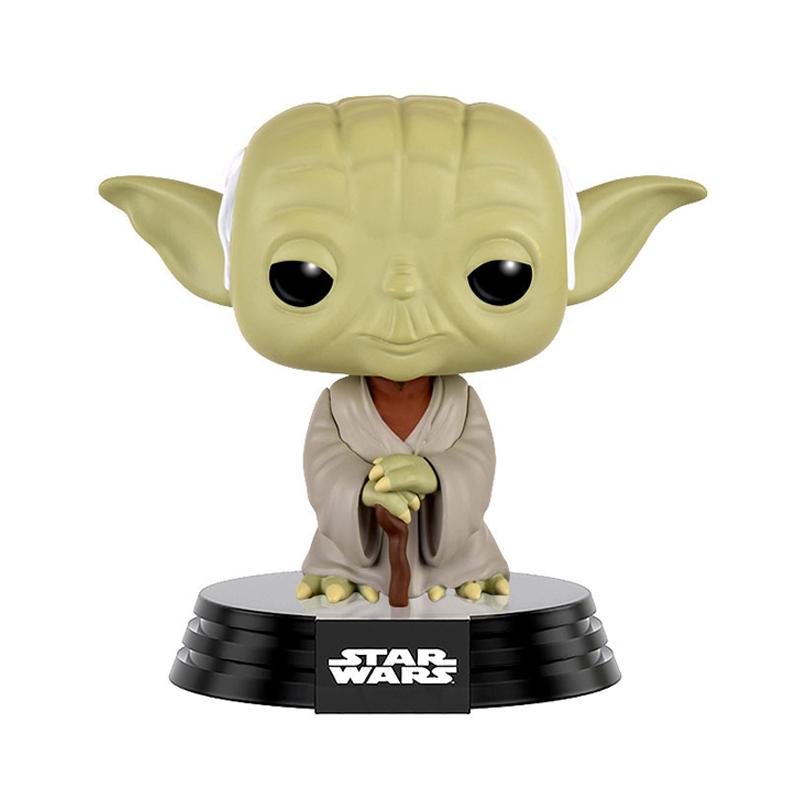 FUNKO POP! Star Wars - Dagobah Yoda