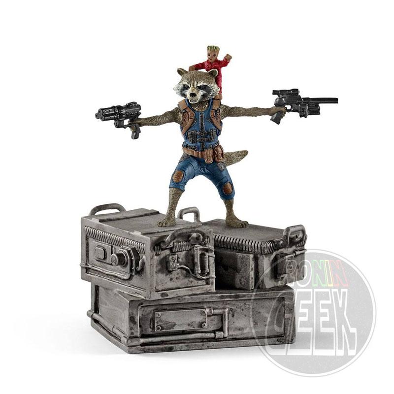 Guardians of the Galaxy 2 Figure Rocket & Groot