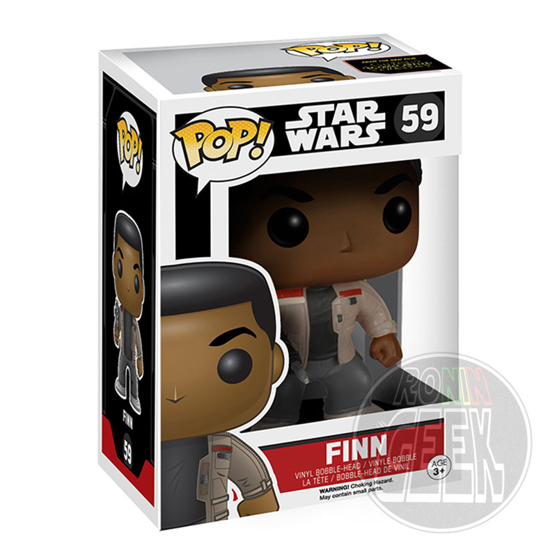 Funko POP! Star Wars Epi. VII - Finn