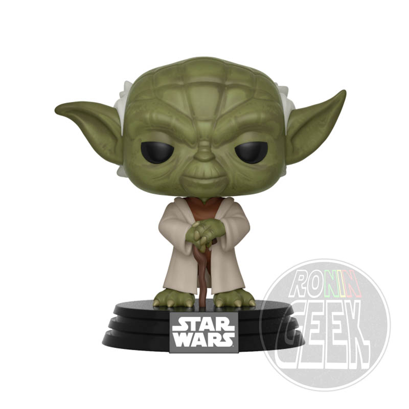 FUNKO POP! Star Wars Clone Wars - Yoda