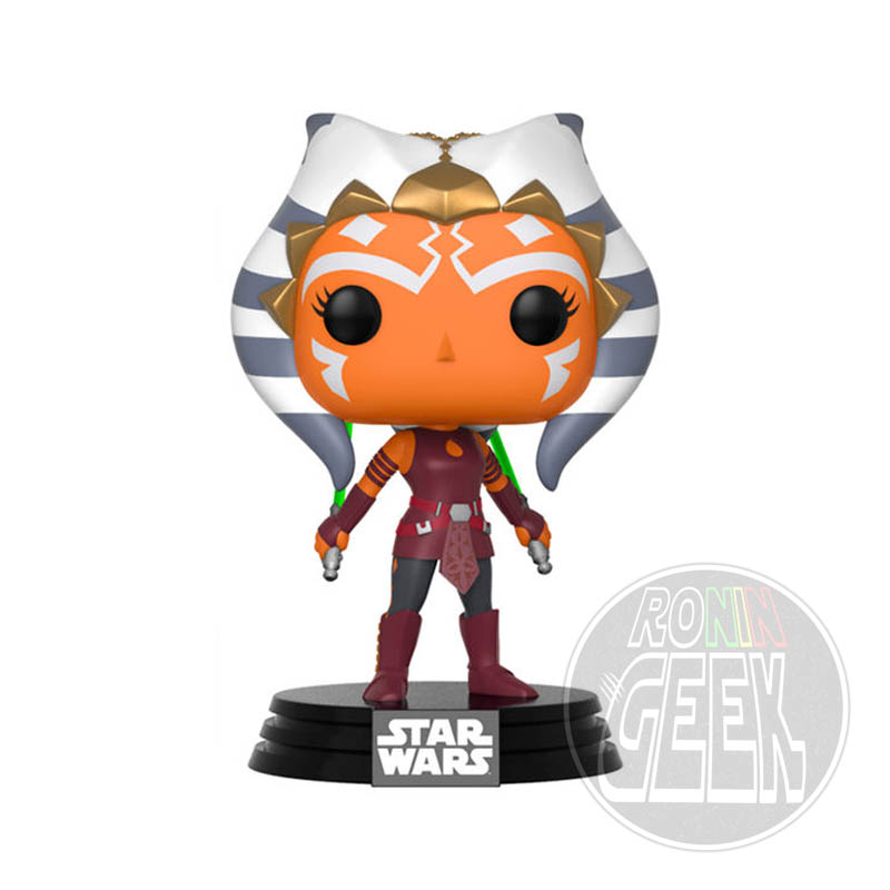 FUNKO POP! Star Wars Clone Wars - Ahsoka