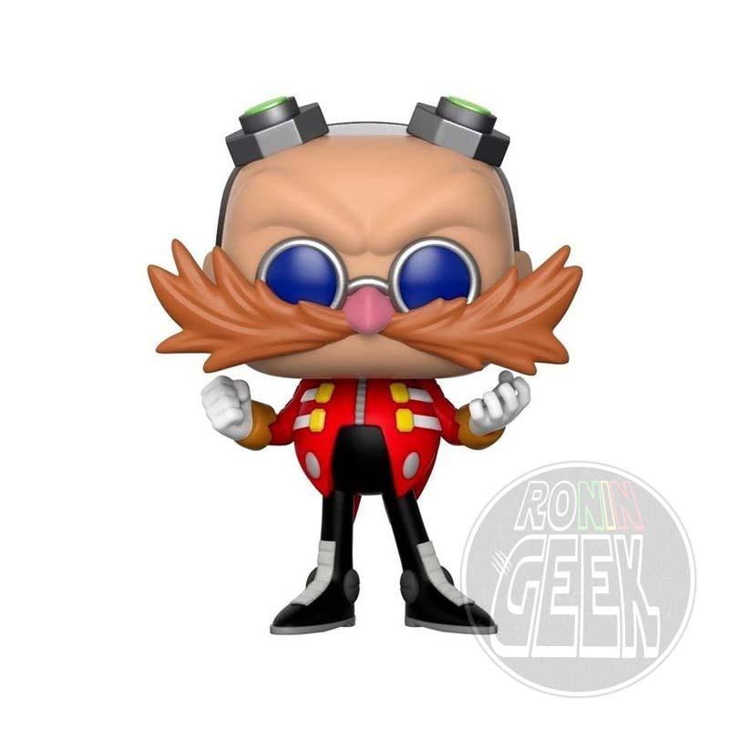 FUNKO POP! Games: Sonic The Hedgehog - Dr. Eggman