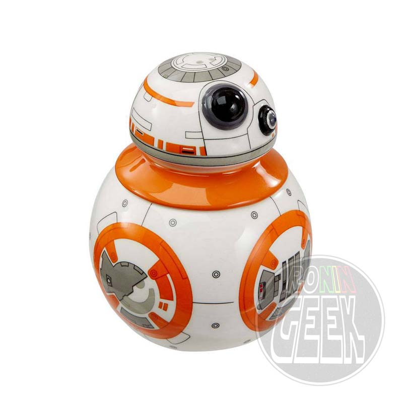 FUNKO Saleiro e Pimenteiro Star Wars BB-8