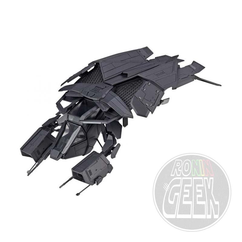 HotWheels Elite One: Batman The Dark Knight Rises Diecast Model 1/50 The Bat Plane