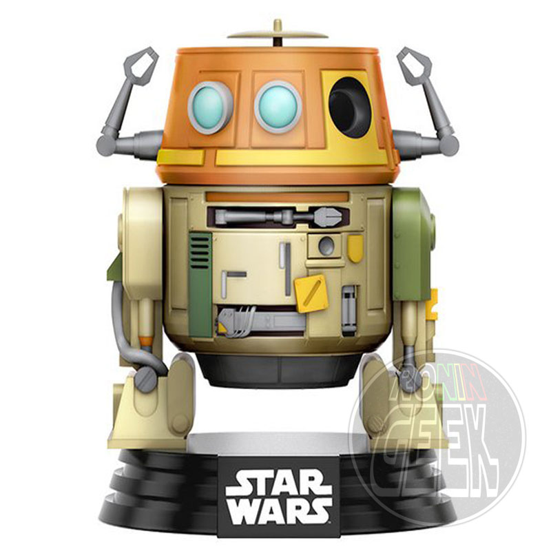 FUNKO POP! Star Wars Rebels - Chopper