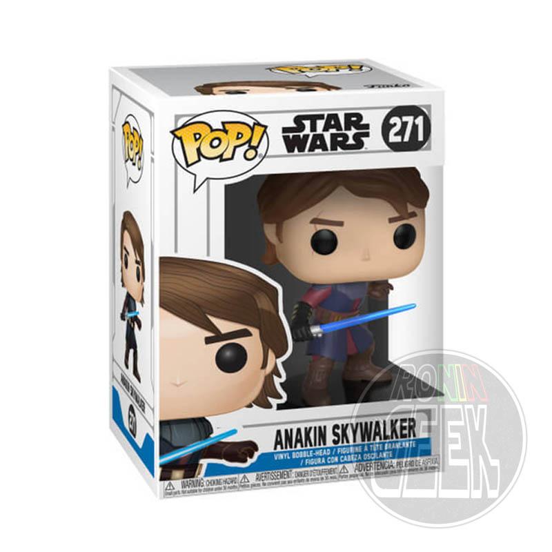 FUNKO POP! Star Wars Clone Wars - Anakin Skywalker