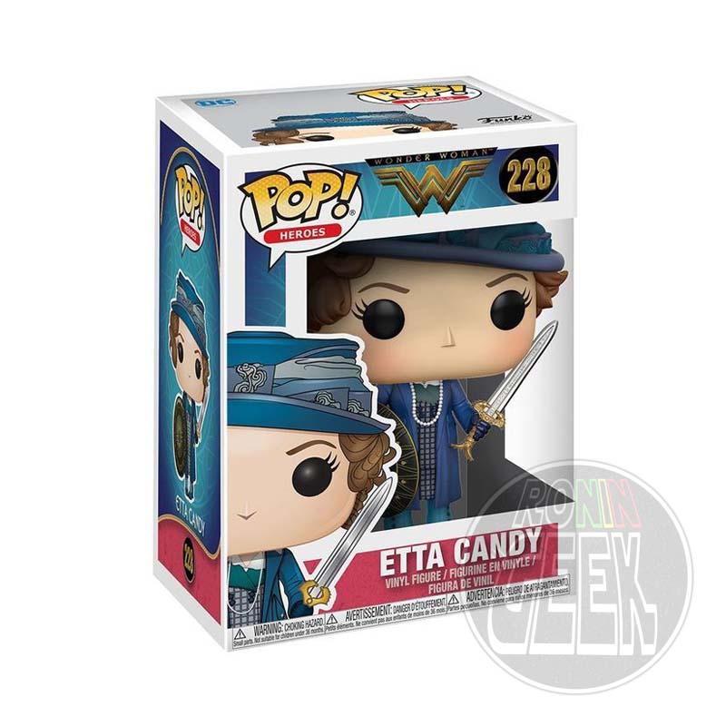 FUNKO POP! Heroes: Wonder Woman - Etta Candy
