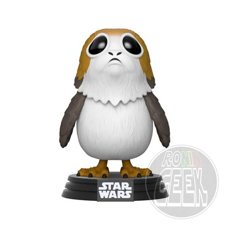 FUNKO POP! Star Wars Epi. VIII - Sad Porg