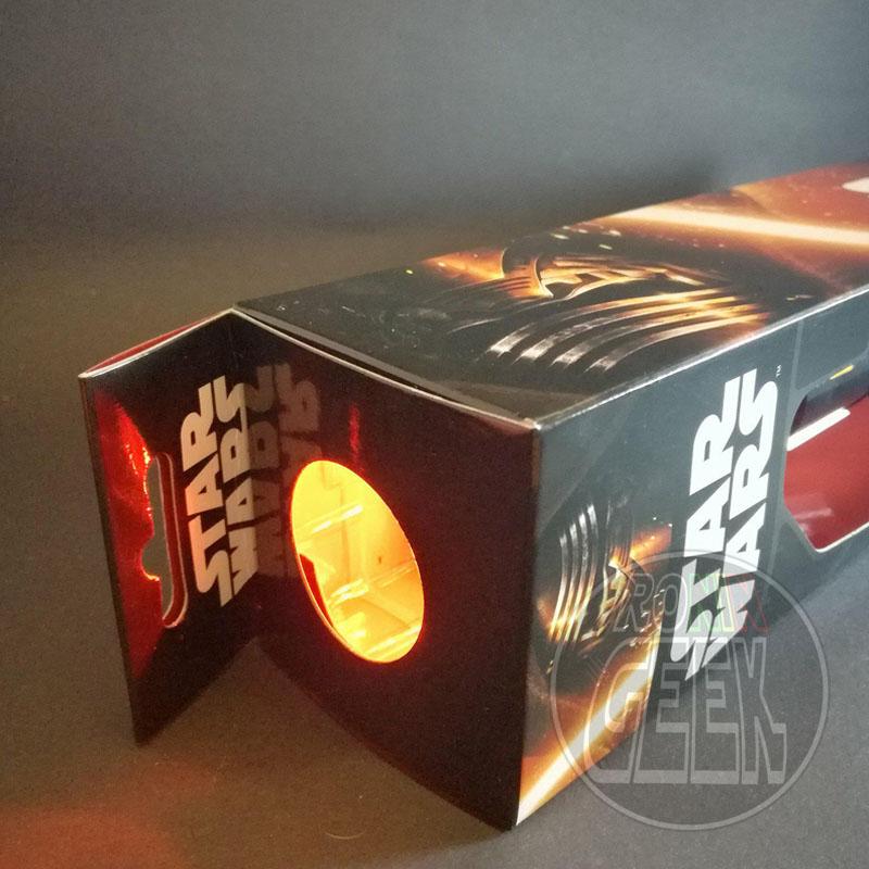 Star Wars Flashlight Darth Vader Lightsaber