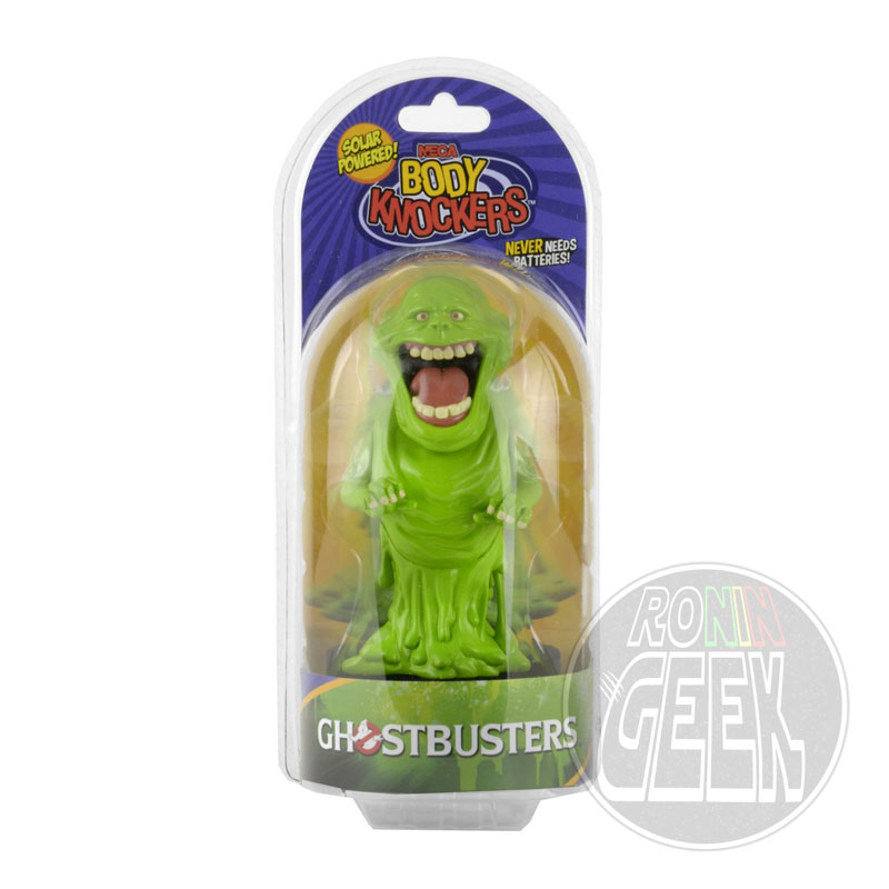 NECA Ghostbusters – Body Knocker – Slimer