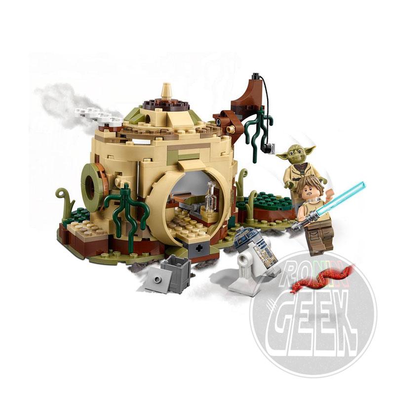 LEGO 75208 - Yoda's Hut