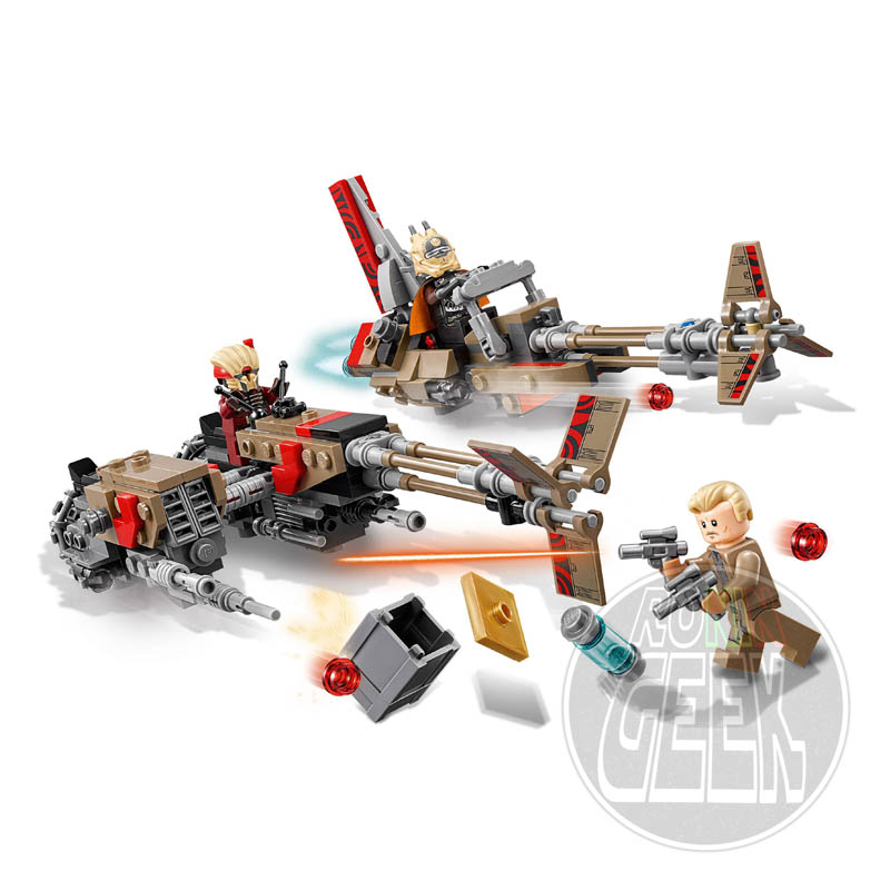 LEGO 75215 - Cloud-Rider Swoop Bikes™