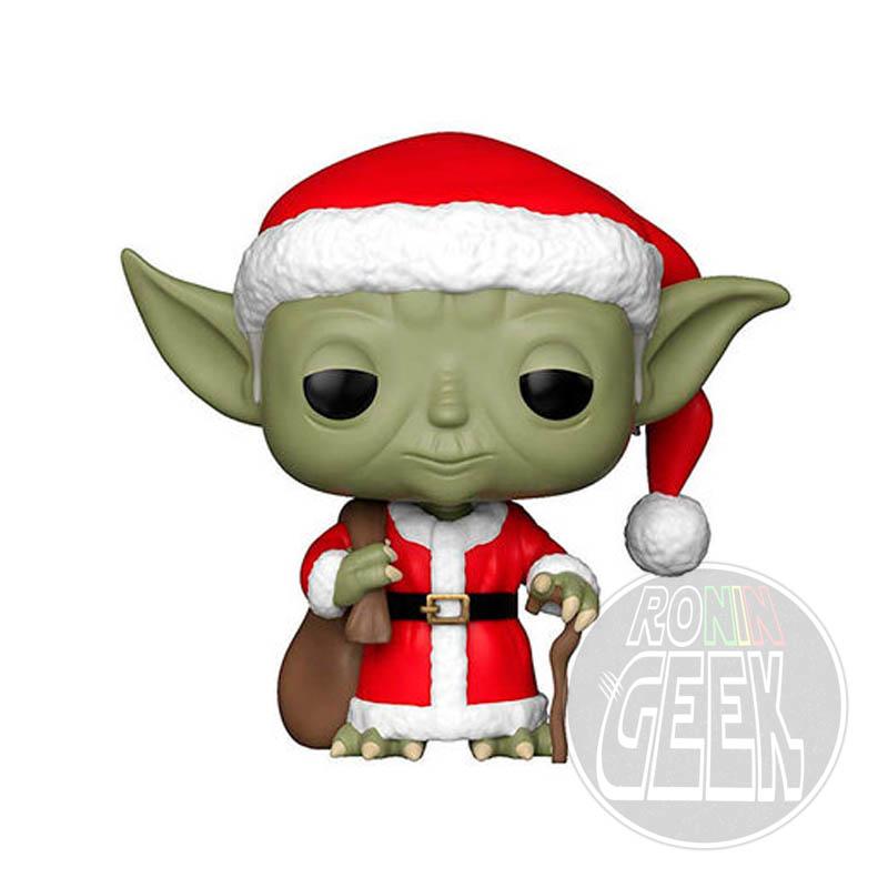 FUNKO POP! Star Wars - Santa Yoda