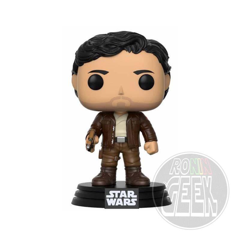 FUNKO POP! Star Wars Epi. VIII - Poe Dameron