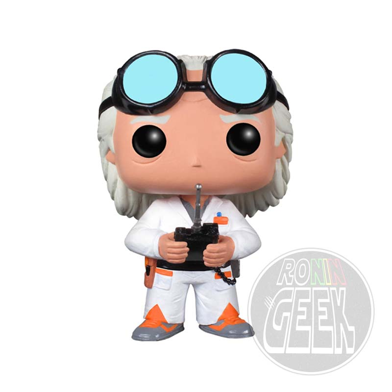 FUNKO POP! Movies: Back to the Future - Dr. Emmet Brown