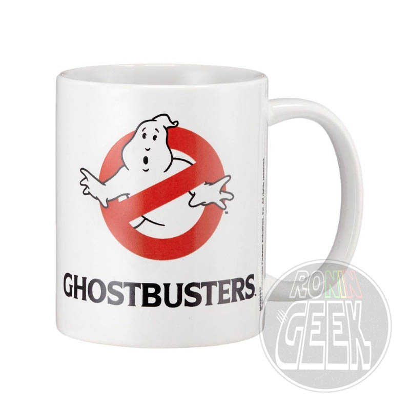 Caneca Ghostbusters Logo