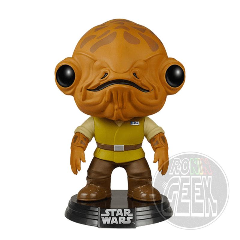 Funko POP! Star Wars Epi. VII - Admiral Ackbar