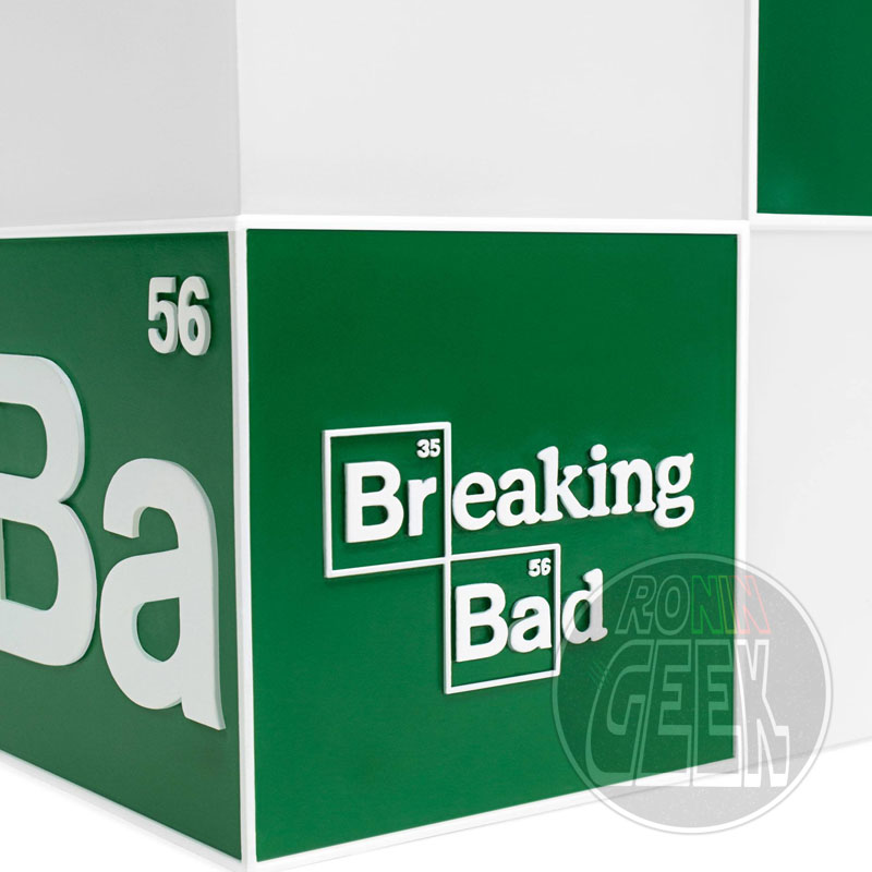 POPTOY Breaking Bad Money Bank / Bookend BrBa Logo