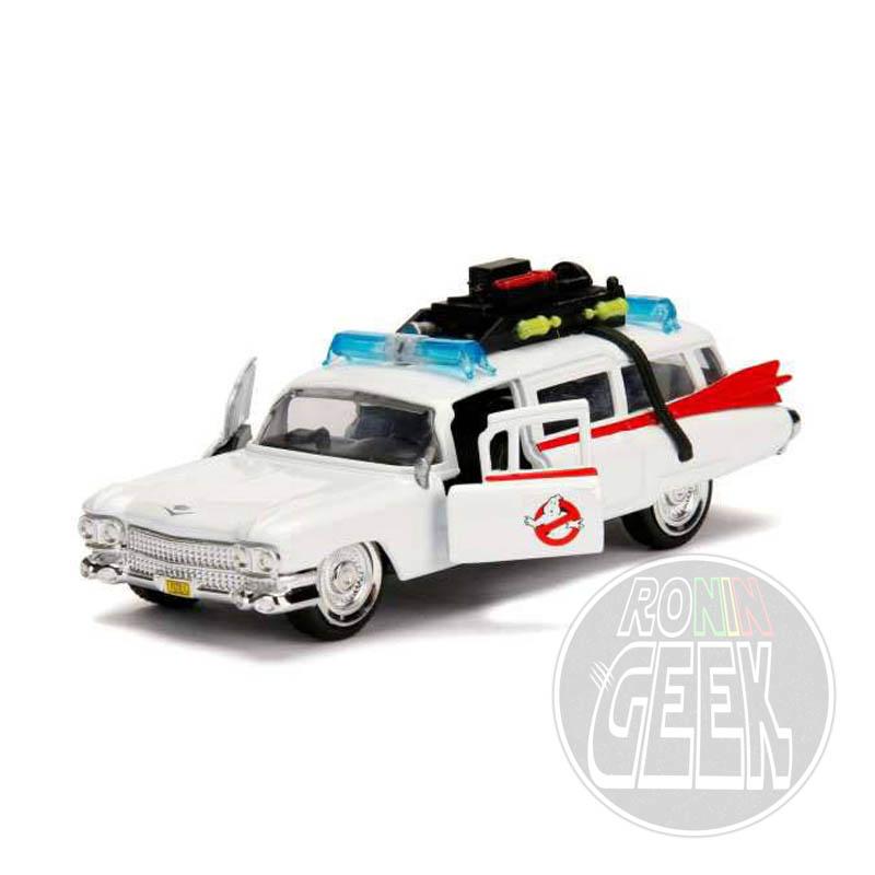 JADA Ghostbusters Diecast Model 1/32 1959 Cadillac Ecto-1